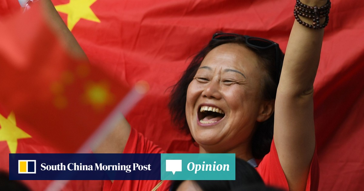 Fifa World Cup: Chinese football fans supporting Japan? Stranger