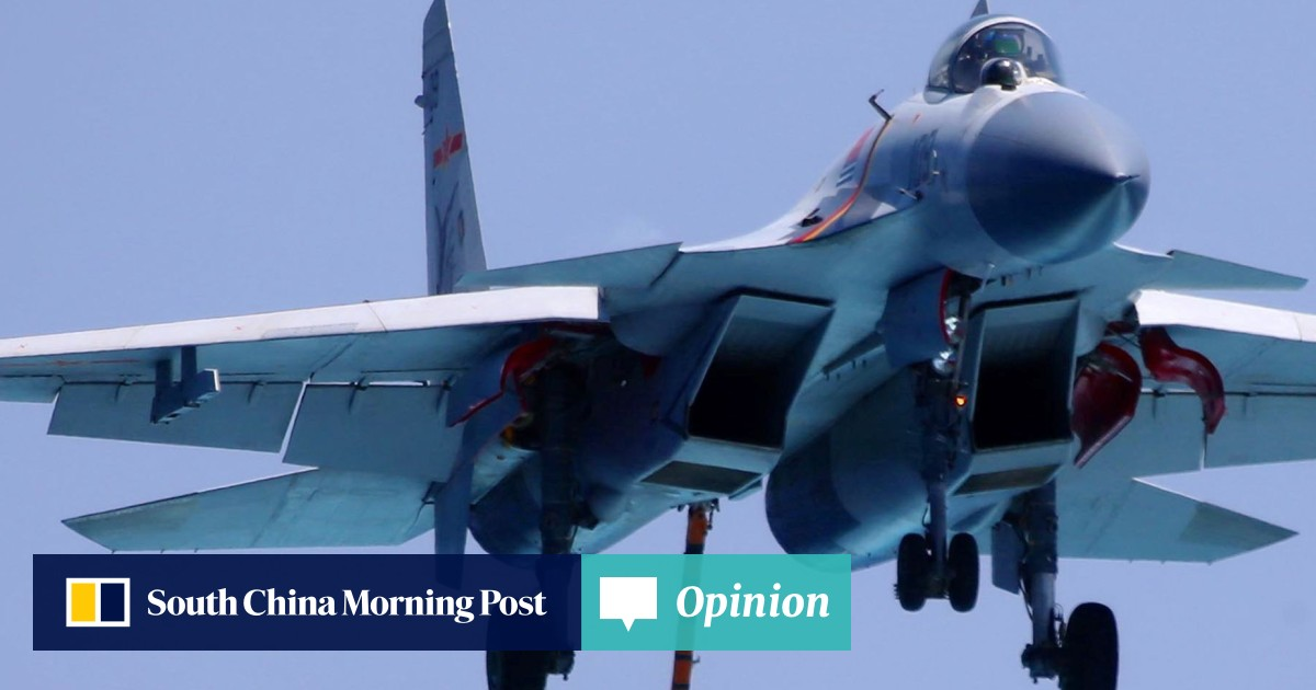 China is working on a new fighter jet for aircraft carriers