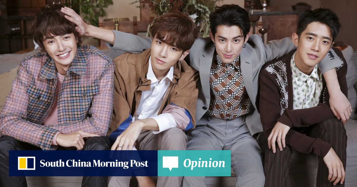 New F4 are ready to charm viewers in Netflix's 'Meteor
