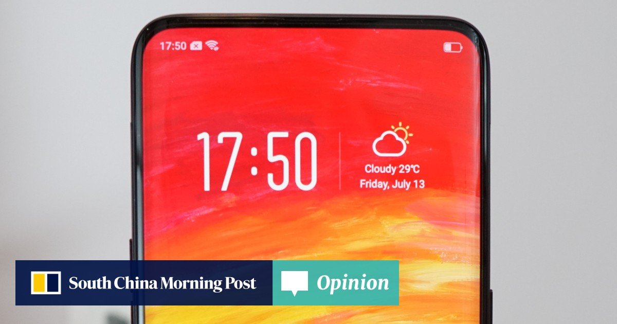 World S Most Bezel Less Phone Oppo Find X Is A Truly