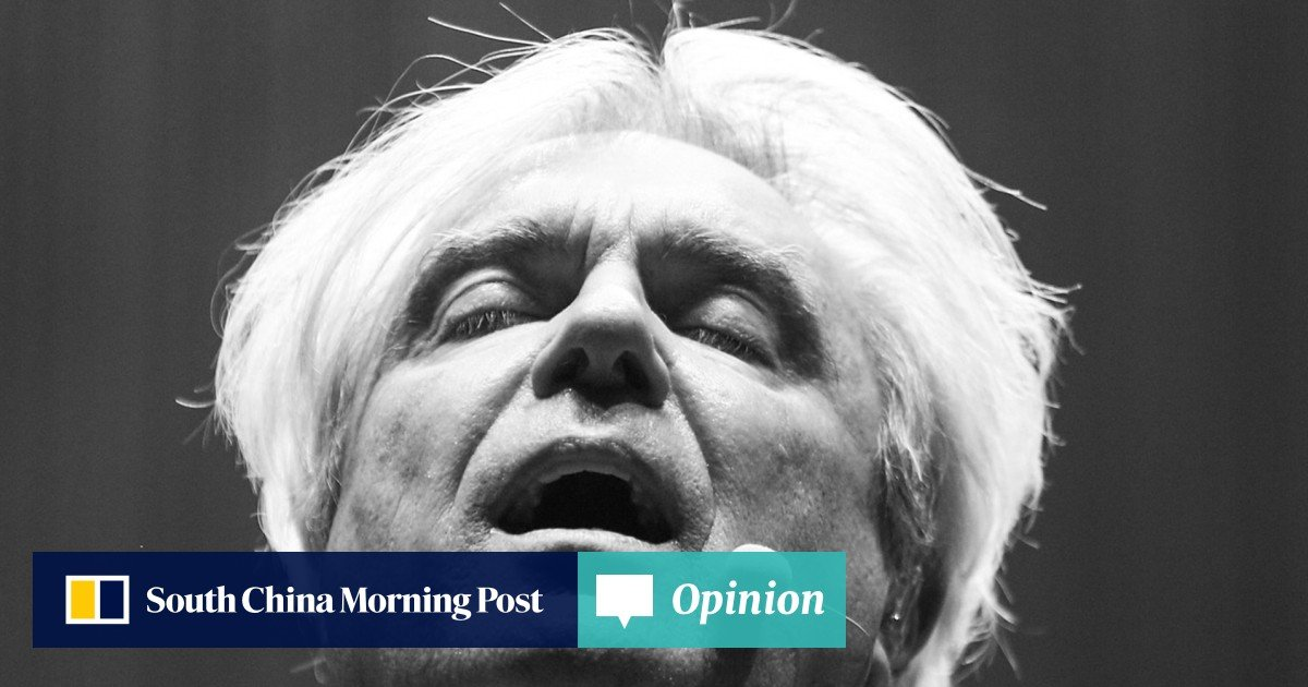Talking Head David Byrne on creating his 'American Utopia' and