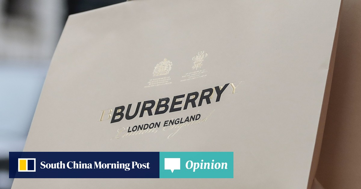 Burberry's new designer transforms the storied brand with new logo