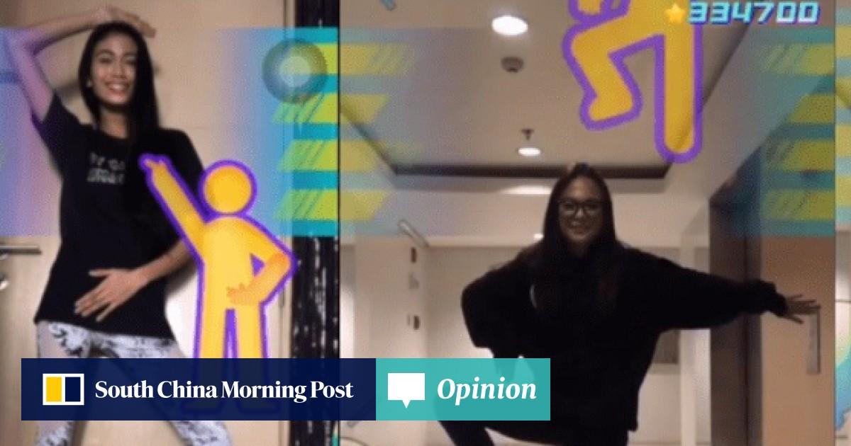 Why crazy popular music app TikTok spreads joy whatever your