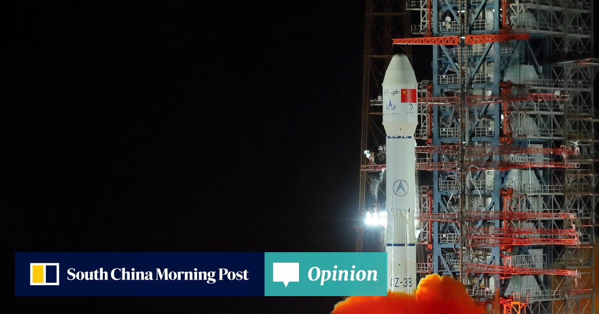 Chang'e 4 launches China's bid to be first on dark side of