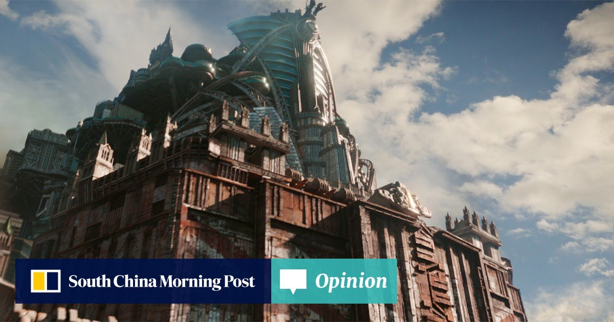 Peter Jackson's Mortal Engines could be the US$100 million film flop