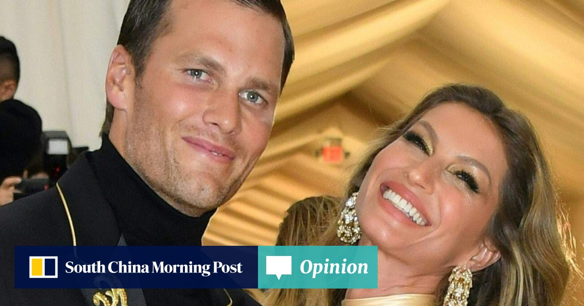 How do supermodel Gisele Bündchen and her NFL star husband Tom Brady