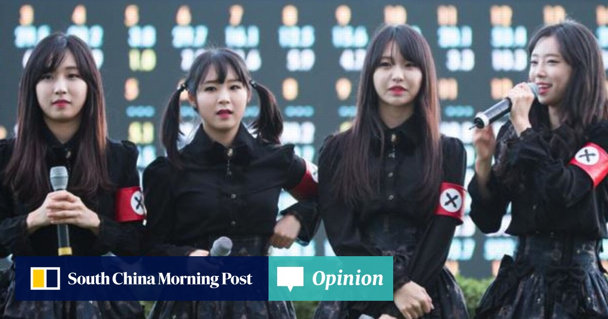 Butt-naked' costumes and too much skin: sexy K-pop outfits that went