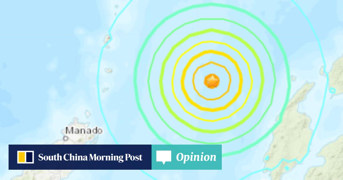 Strong 6 6-magnitude quake hits off coast of Indonesia | South China