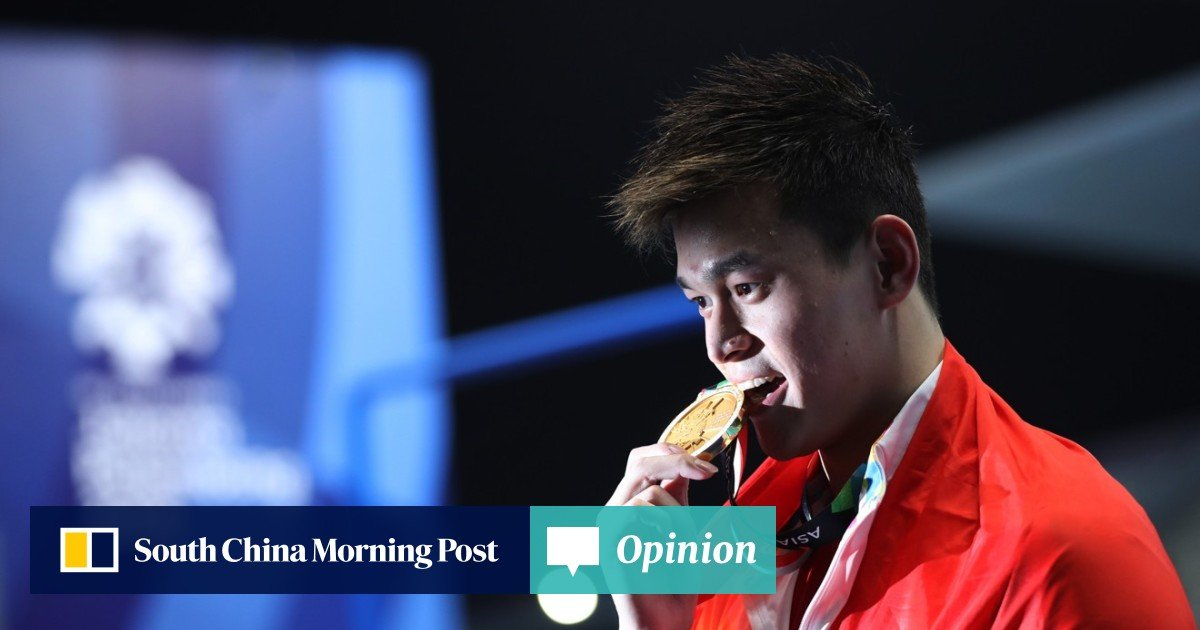 China's Sun Yang faces life ban for smashing blood samples in front