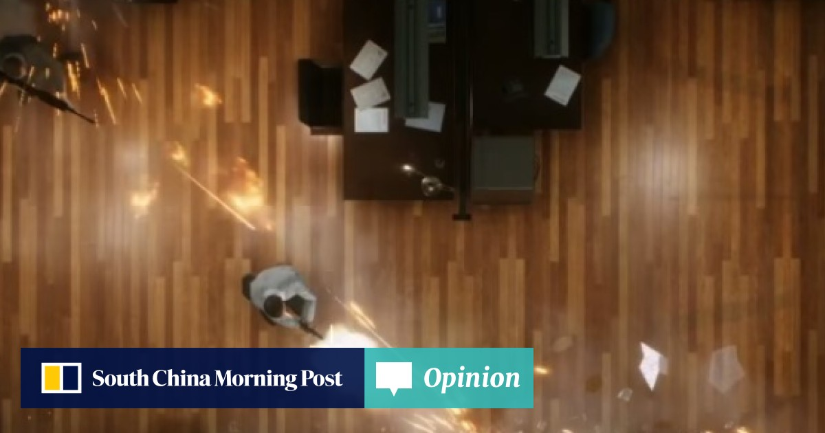 The Hong Kong Massacre video game channels John Woo with slow-motion