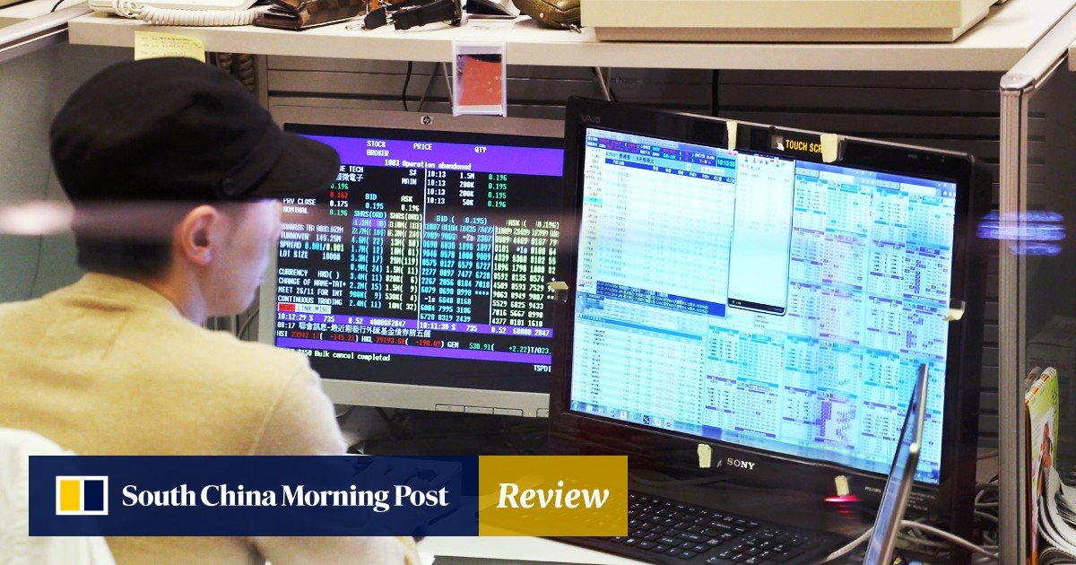 01ba057ed6 Traders given green light to short Shanghai shares to boost Stock Connect  scheme | South China Morning Post