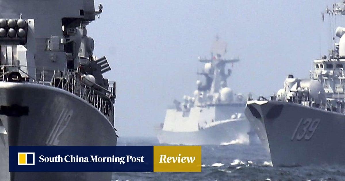 Chinese navy ends Persian Gulf visits to Kuwait, Saudi