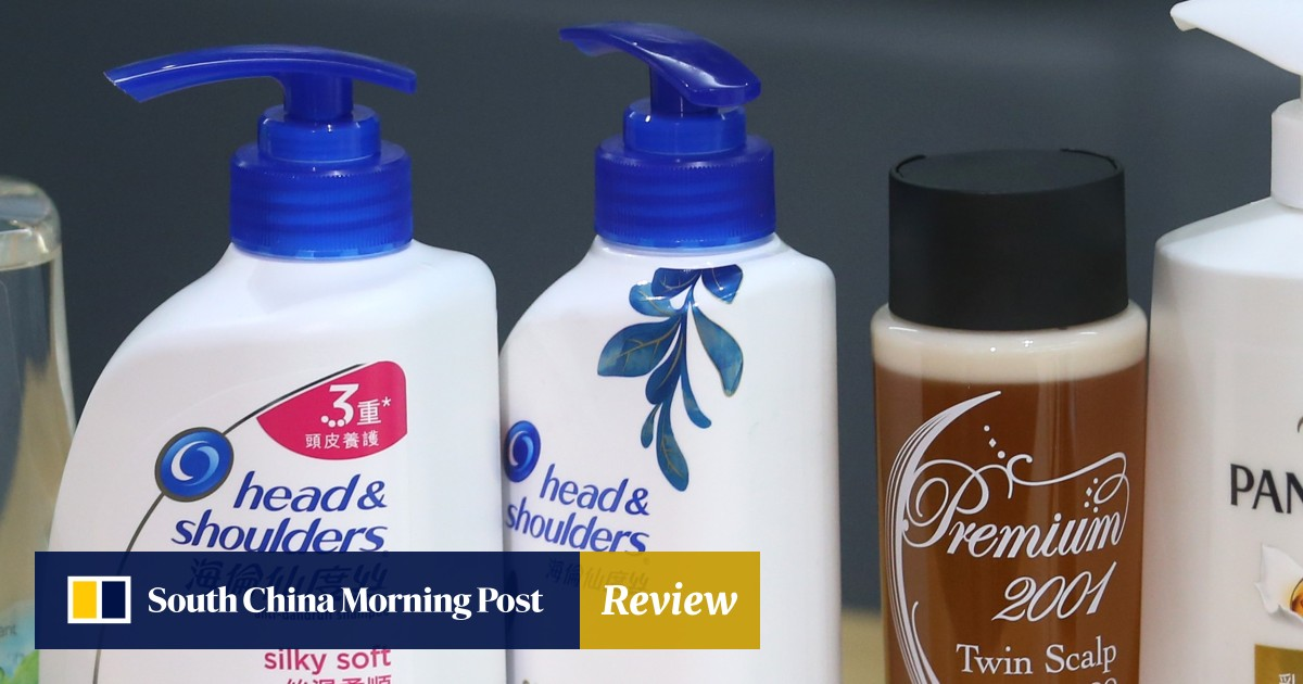 38 out of 60 shampoos found to contain harmful manufacturing