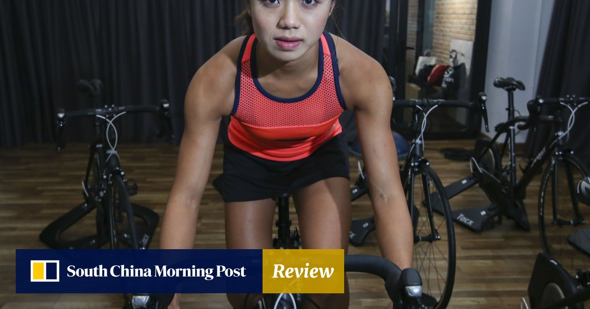 Meet the Hong Kong triathlete who rediscovered her love of
