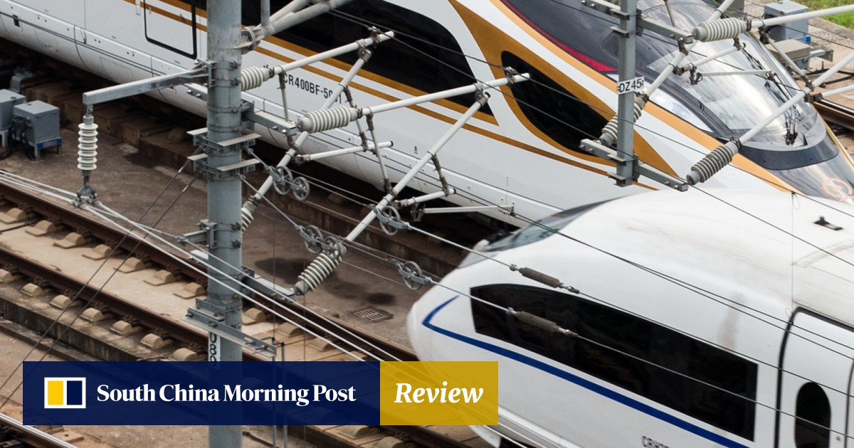 Full speed ahead for China's fast rail network with US$112