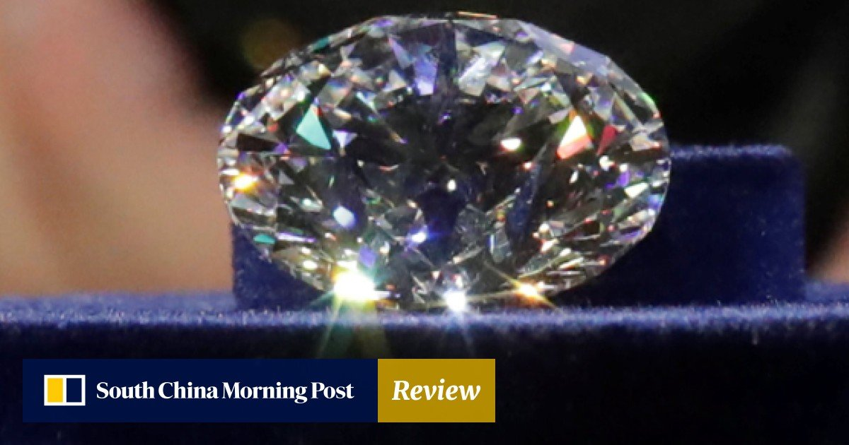 World's biggest miner plans Hong Kong diamond auctions to spur