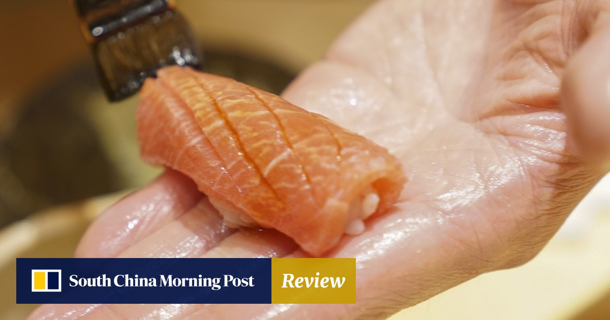 Why top sushi chef chose Hong Kong for first overseas branch