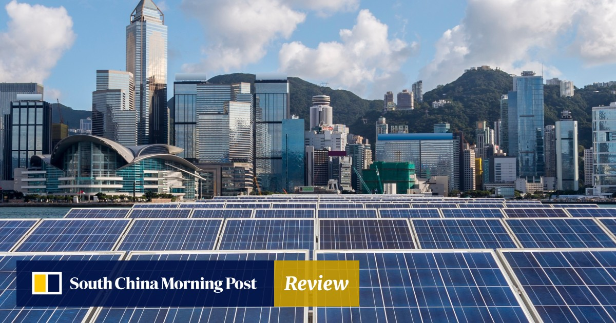 Hong Kong warms to solar power, but how many people can afford