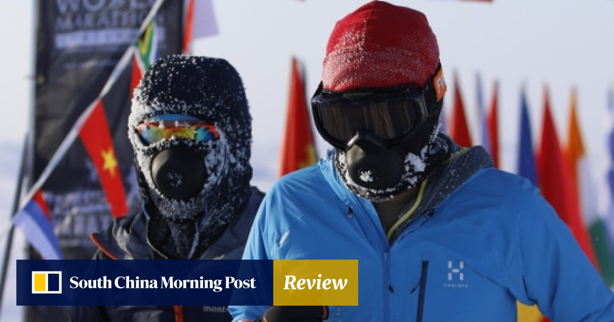 How two Hong Kong runners, one blind, ran North Pole Marathon – and