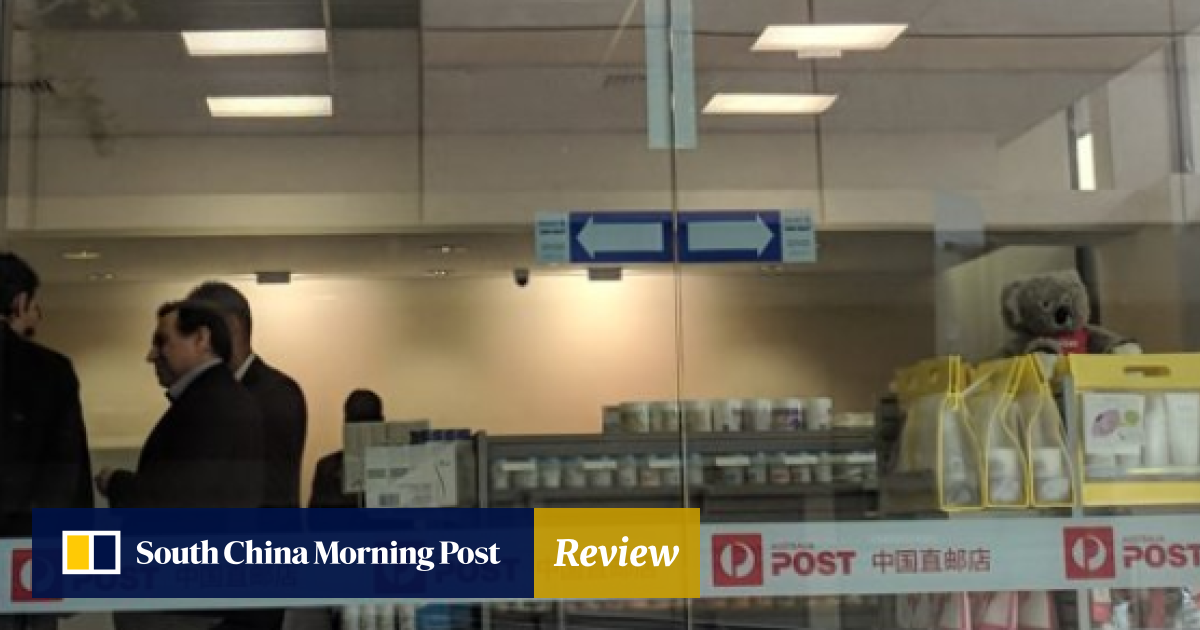 Australia's postal service opened a store whose only customers are