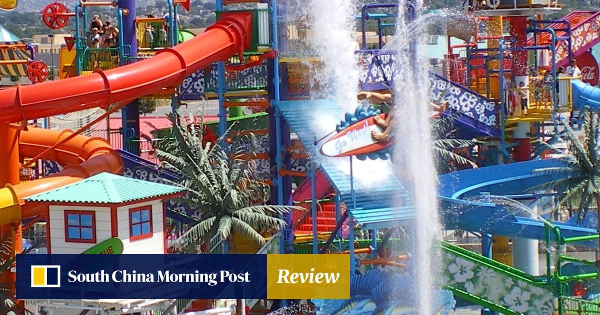 toddler afraid of amusement park rides