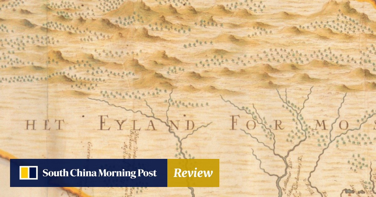 How Ming dynasty pirate took Taiwan from the Dutch in Joyce