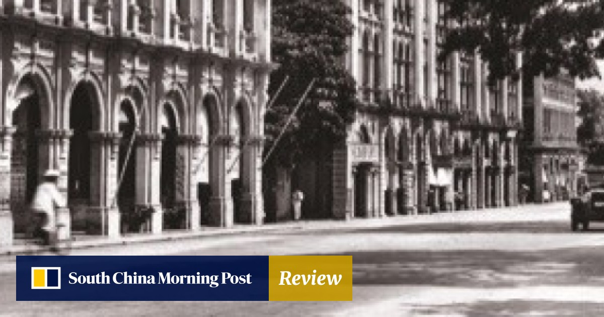 Colonial Hong Kong buildings, most of them lost, celebrated in