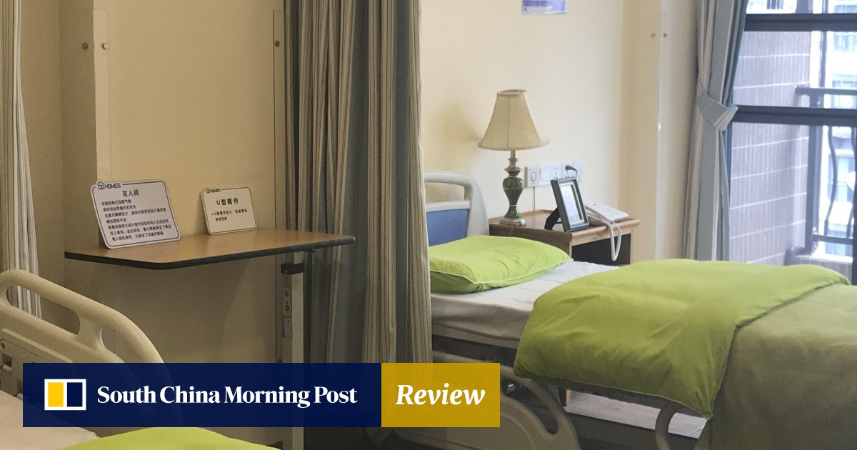 Care homes don't have to feel like prisons, says Hong Kong