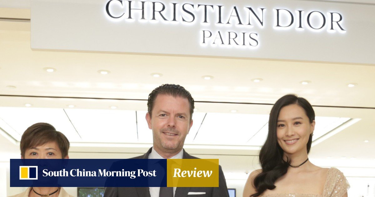 8f6e58a1a Dior opens first perfume boutique in Hong Kong | South China Morning Post