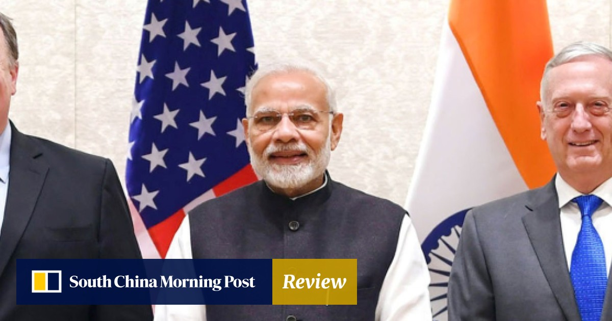 For Modi's India, 2+2=0 as Trump tightens the leash | South China