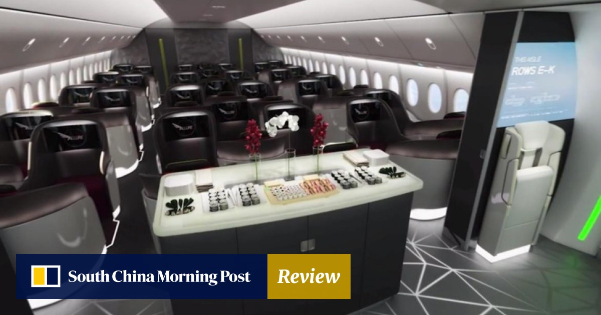 Inside Lufthansa's new concept in business class on the