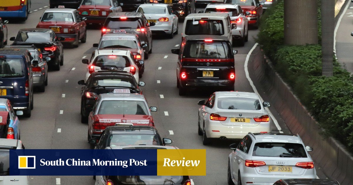 Hong Kong urged to control rising car numbers and traffic congestion