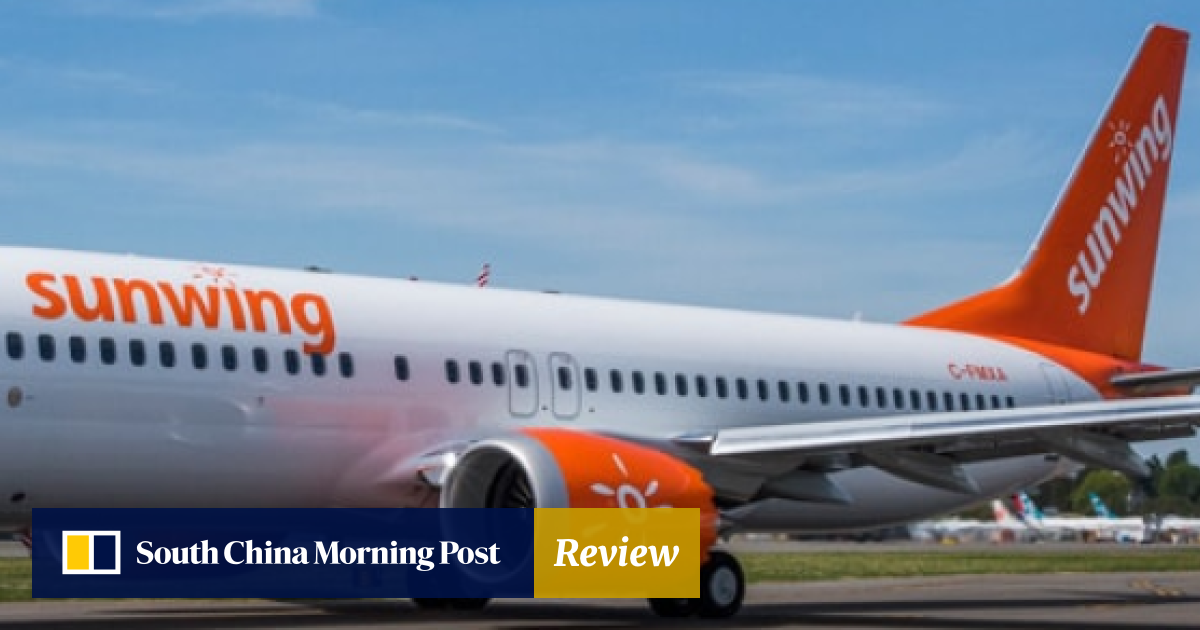 Catastrophe averted: Canadian Sunwing Boeing 737 from