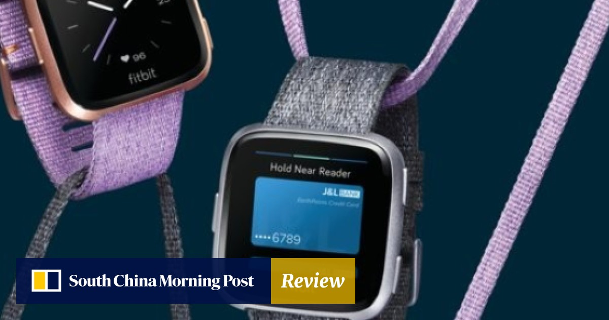 We review the Fitbit Versa smartwatch: what do a marathon