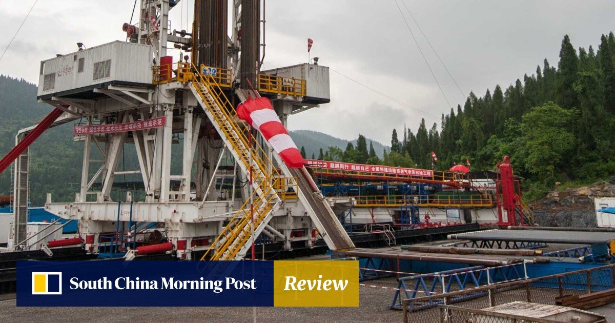 Is China's plan to use a nuclear bomb detonator to release shale gas