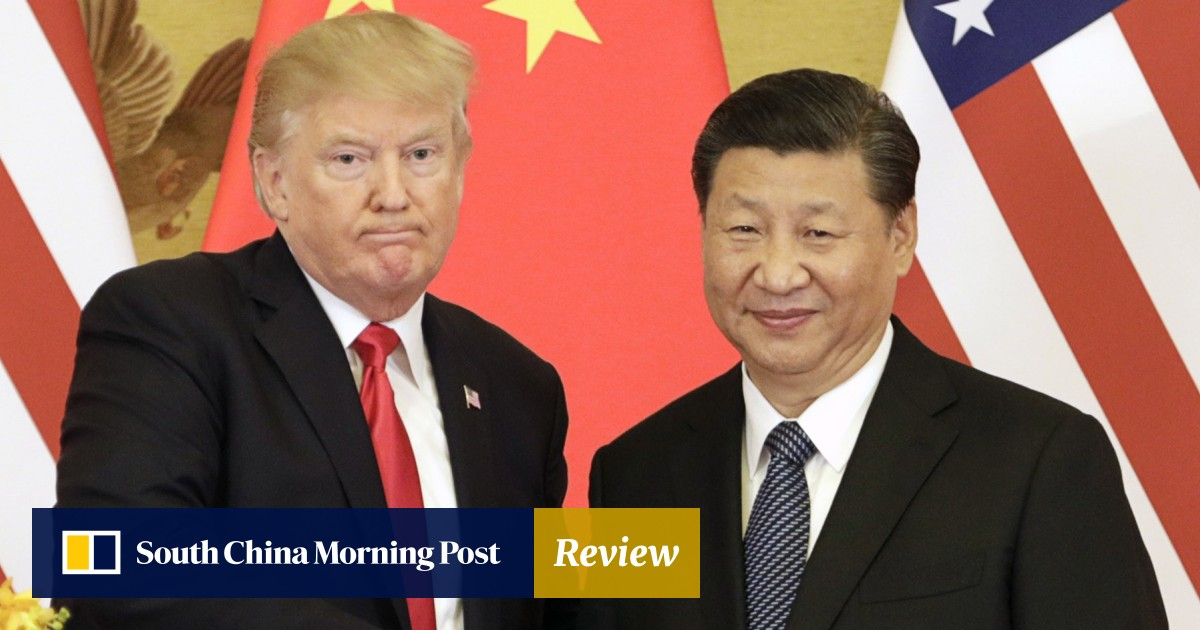 Xi Jinping or Donald Trump? 10 quotes but was it China's president