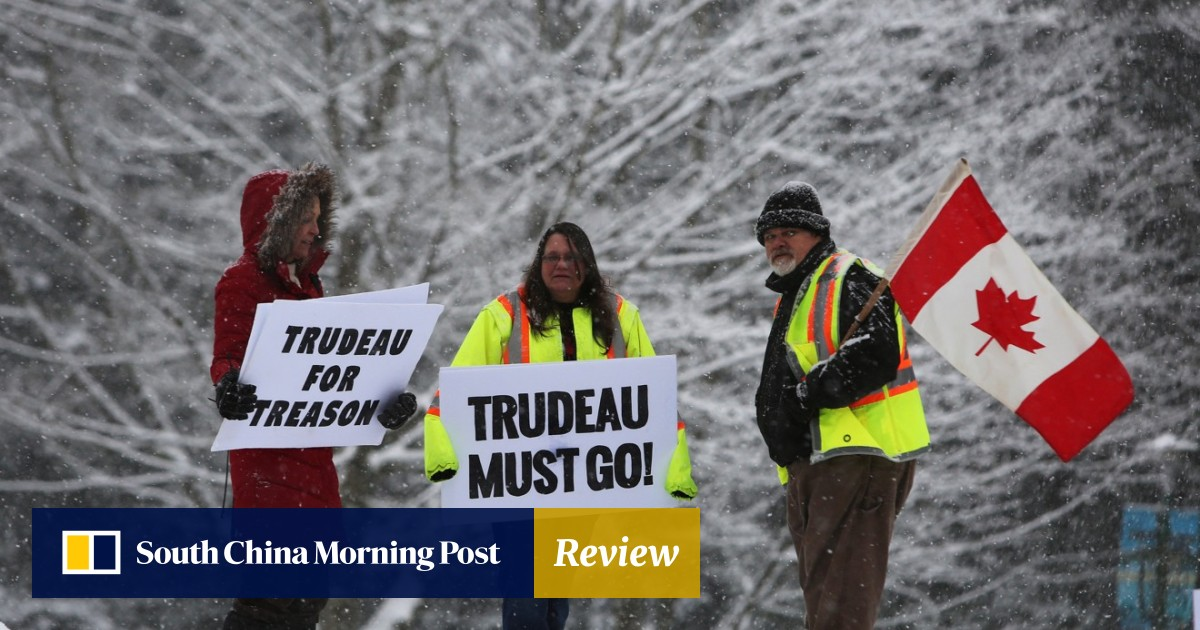 Canada PM Justin Trudeau's government in crisis after minister quits