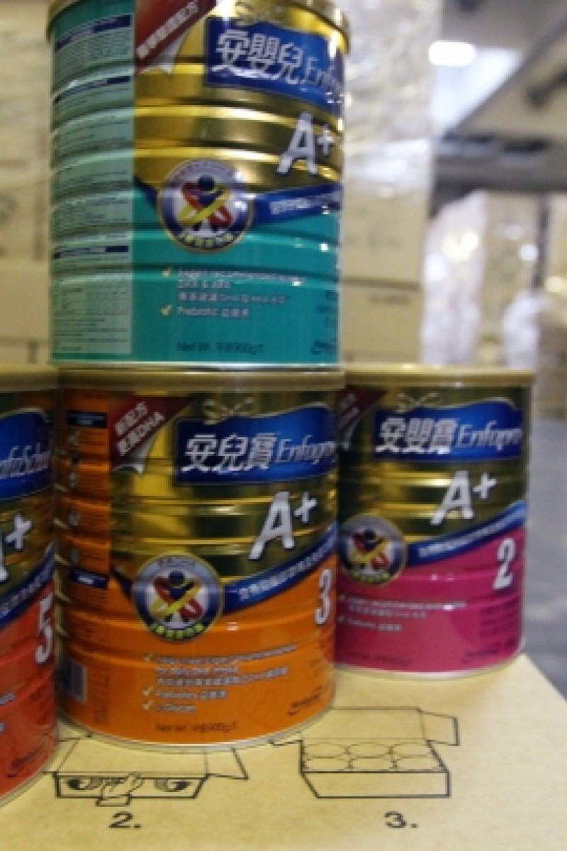 China fines milk powder makers US$110m for price-fixing
