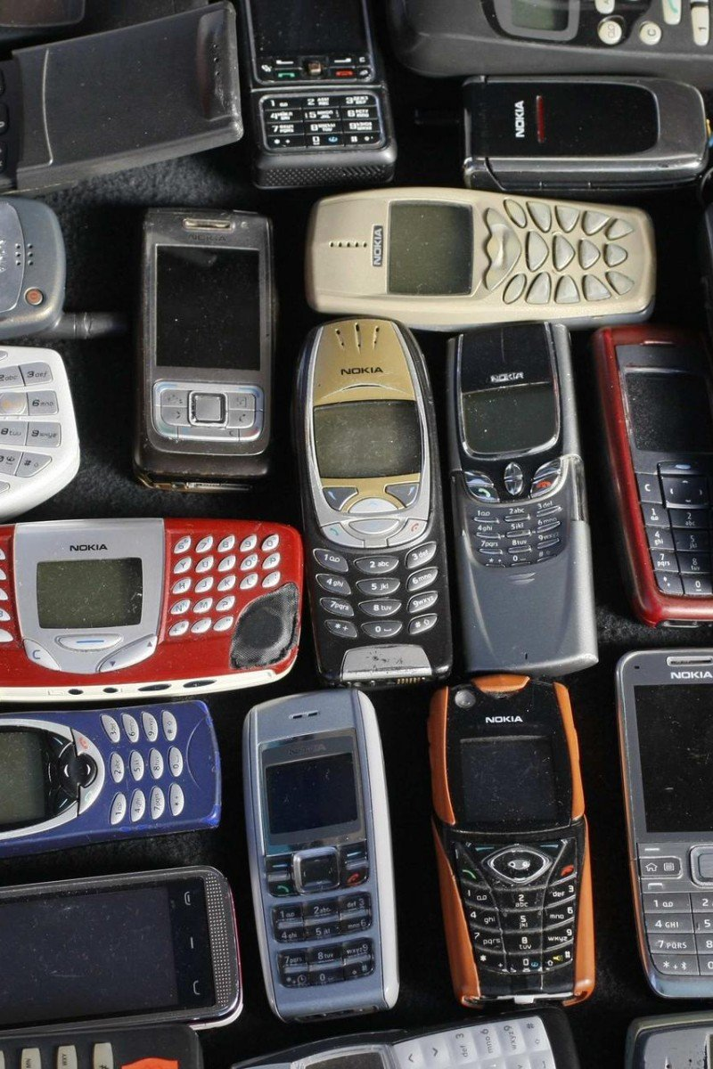 The rise and fall of the Nokia brand from 'banana' to 'razor