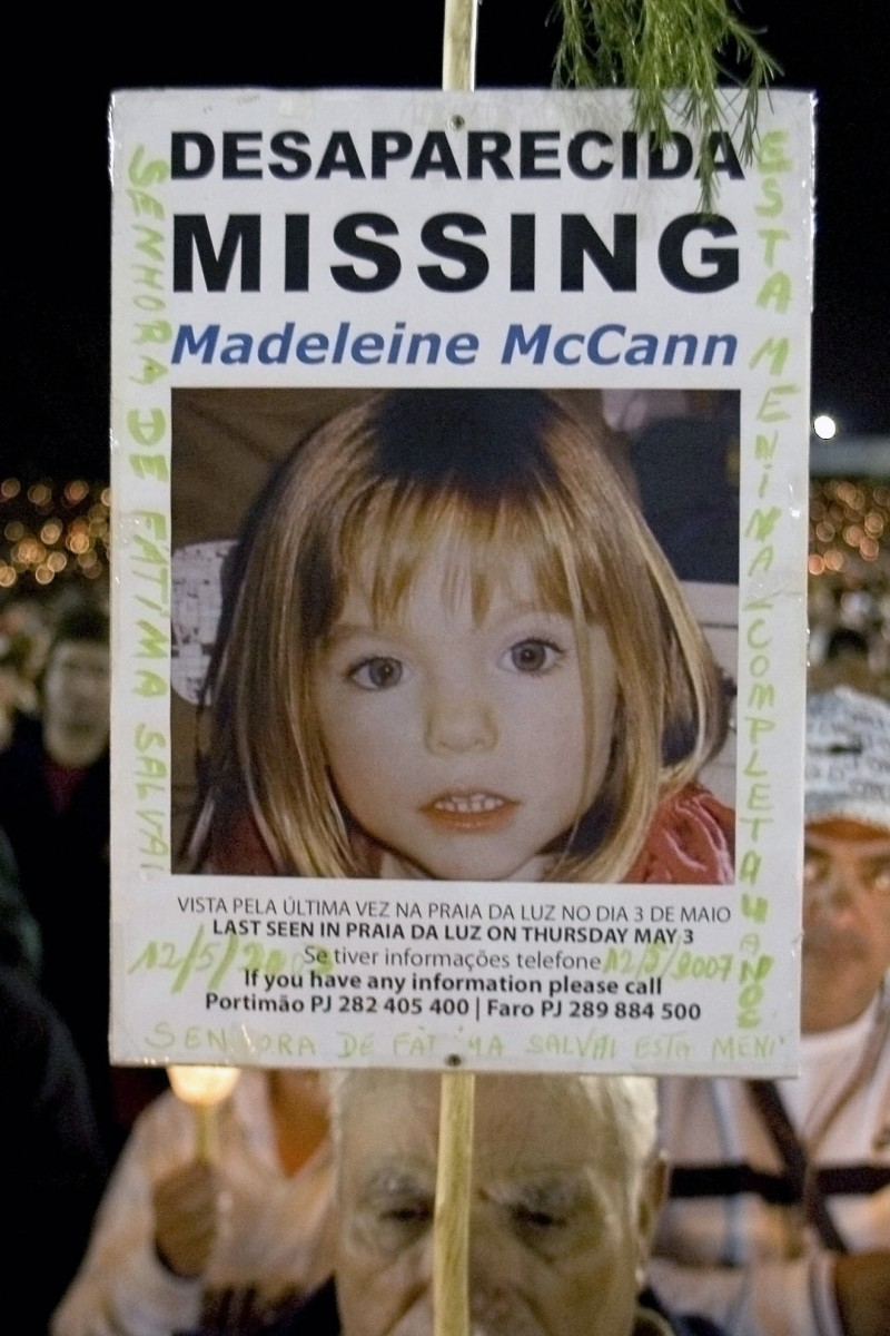 Madeleine McCann detectives issue e-fits of suspect in new
