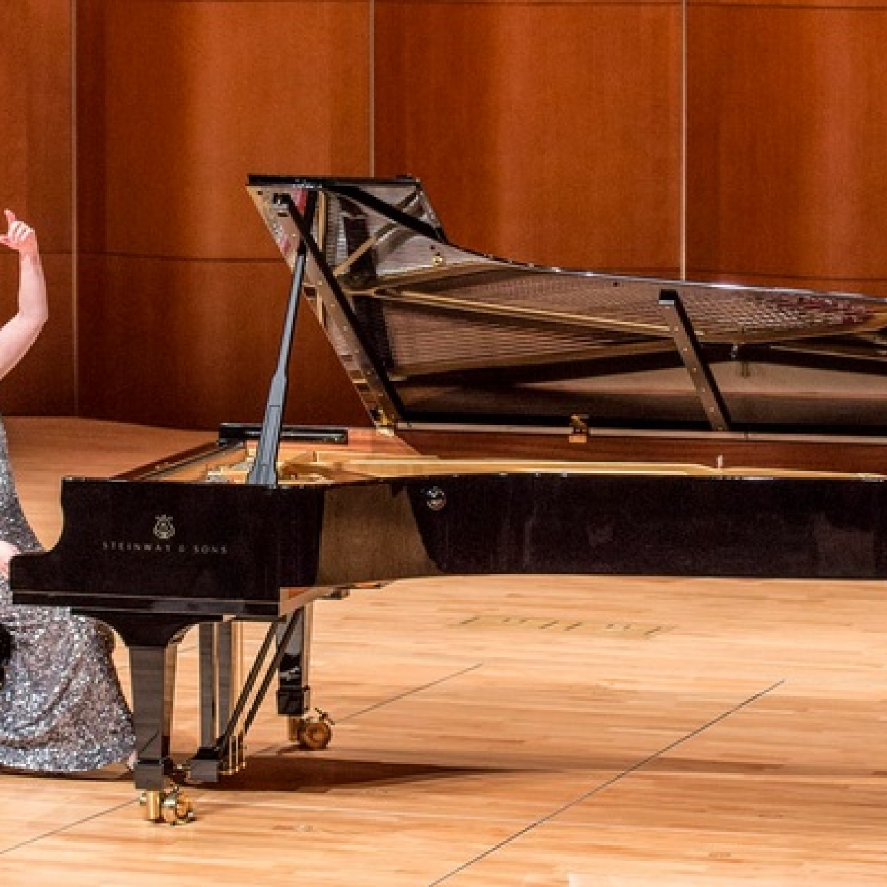 Review: Angela Hewitt Piano Recital | South China Morning Post
