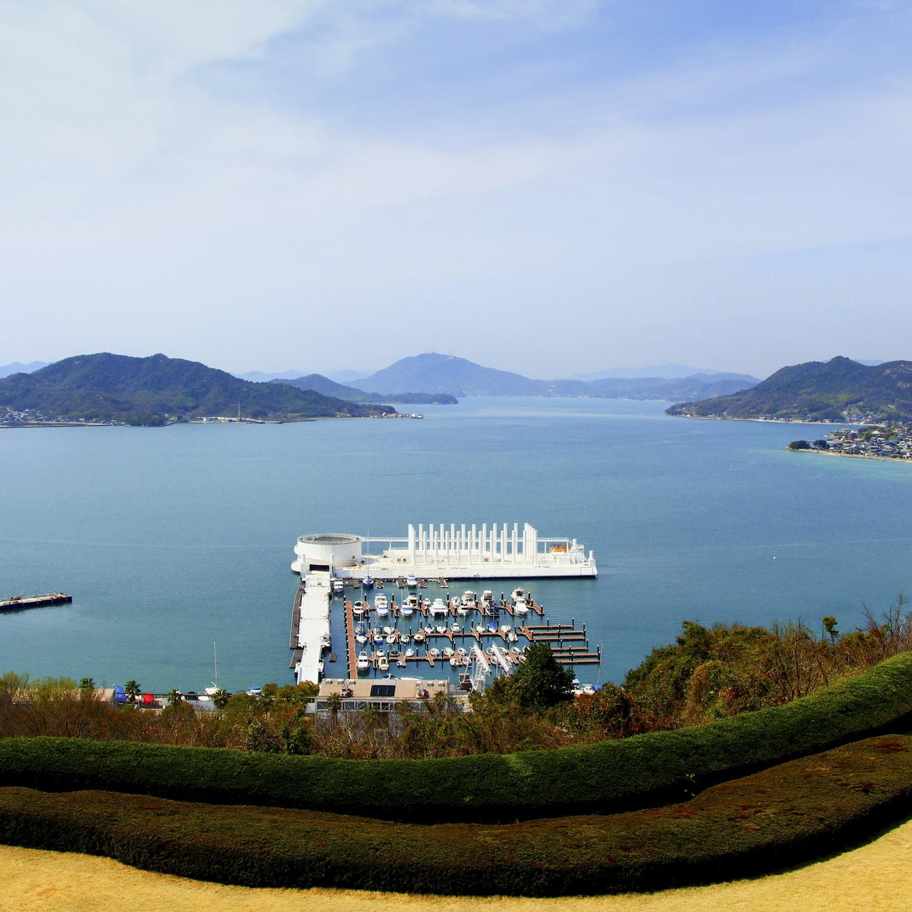 Walking on water: island hopping the Seto Inland Sea | South China