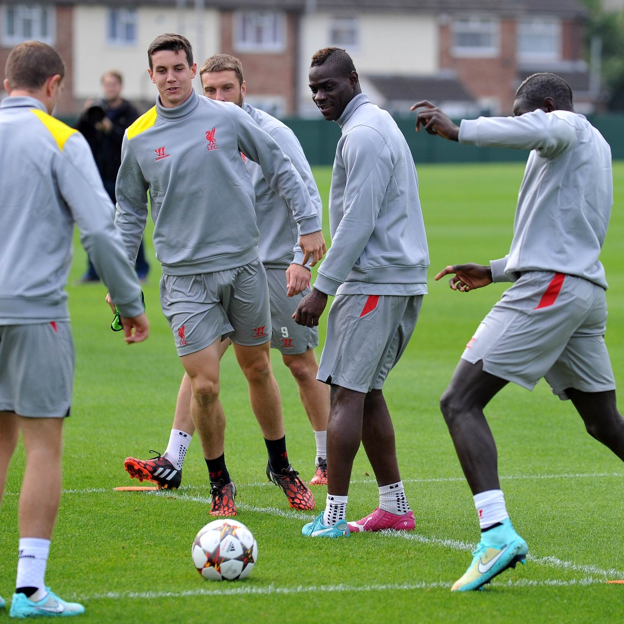 Liverpool relish return to Uefa Champions League after five years