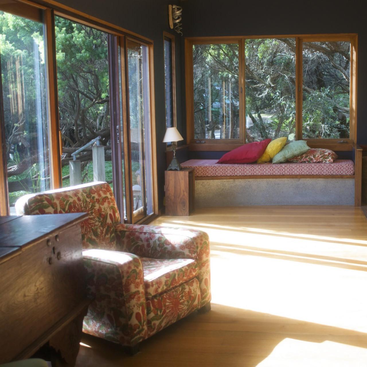 The Big Blue Backyard - a super romantic getaway near