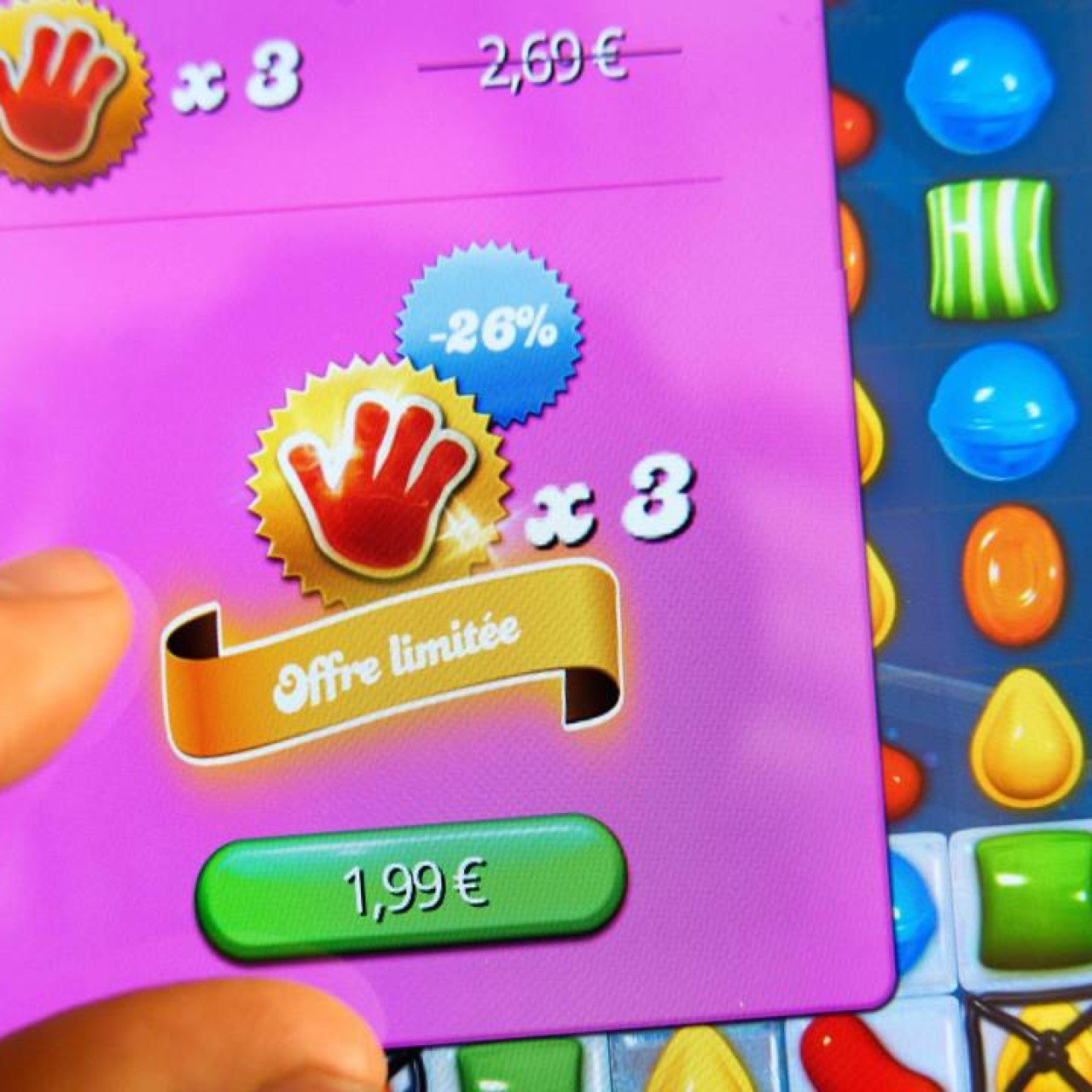 Activision Blizzard to buy 'Candy Crush' maker King Digital