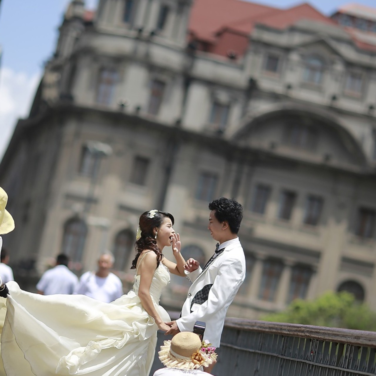 Fake grooms and brides for hire: Chinese Lunar New Year sees boom