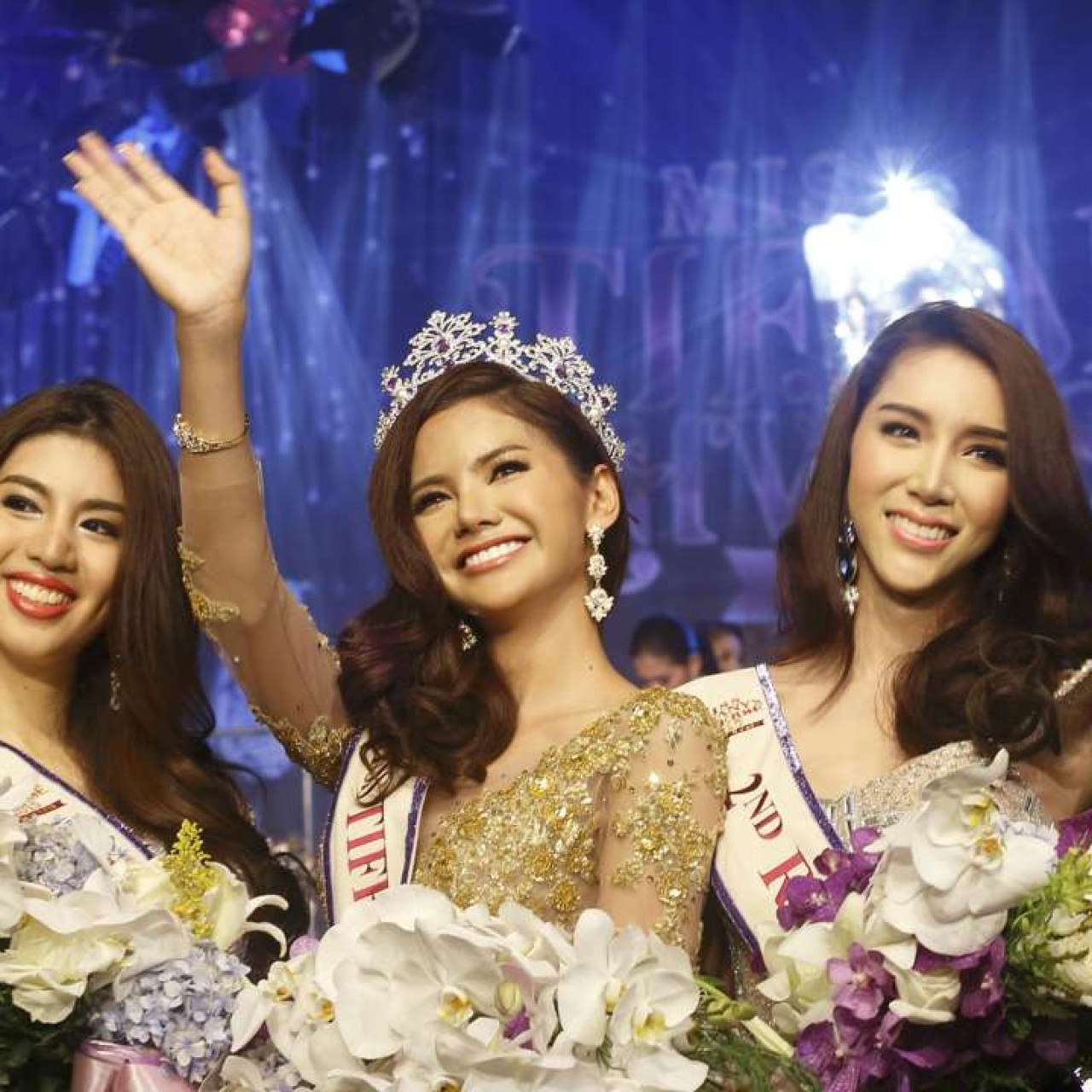 How starring in Miss Tiffany's pageant show can change a Thai trans