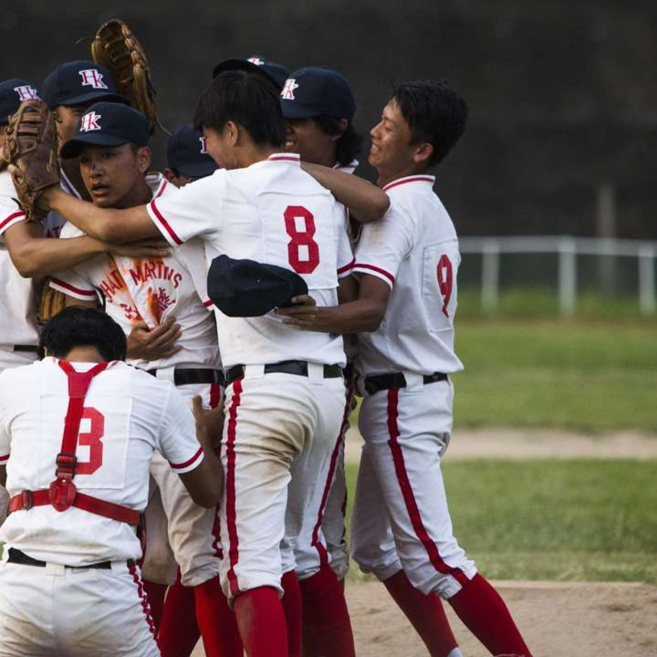 Film review: Weeds on Fire – historic Hong Kong baseball team