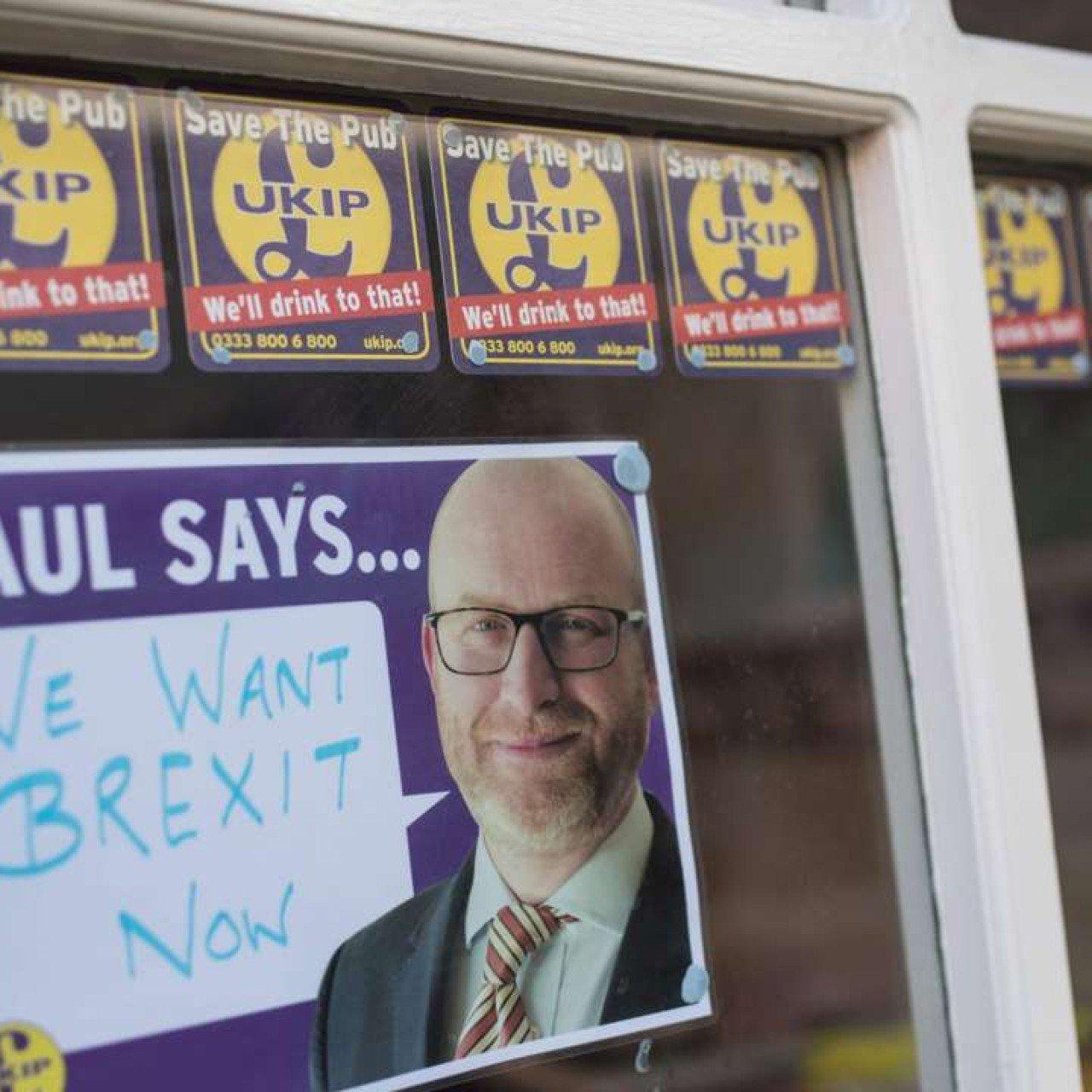Archbishop of Canterbury lumps Trump win, Brexit 'in fascist