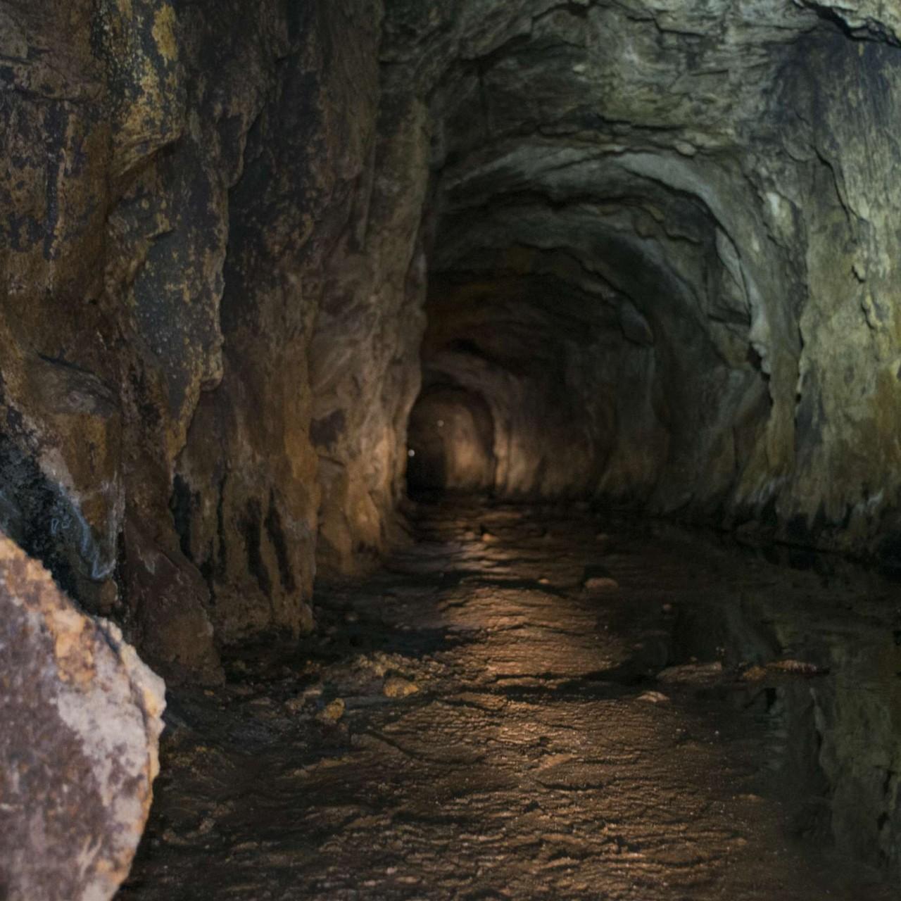 Inside Hong Kong's abandoned mines | South China Morning Post
